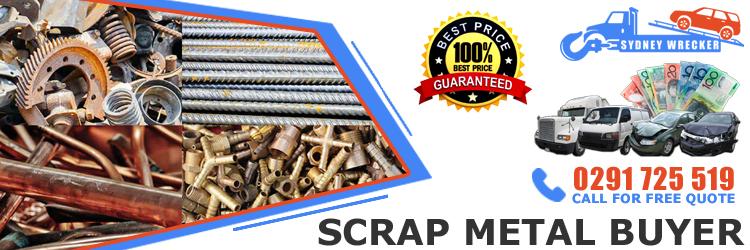 Scrap Metal Buyer Sydney