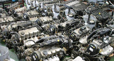 Old Car Engines