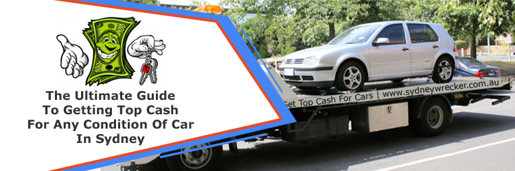 Top Cash For Any Condition Of Car In Sydney